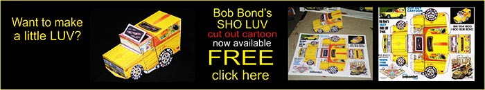 click here to print out Bob's little cut out cartoon FREE.
