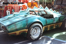 Death Race 2000 car for Barris 