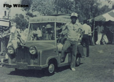 Golf Cart for Flip Wilson